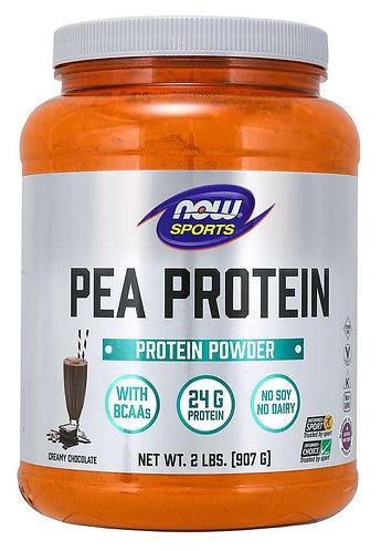 Pea Protein, Creamy Chocolate Powder
