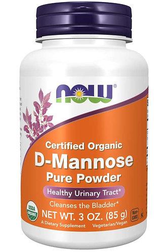 D-Mannose, Organic & Pure Powder