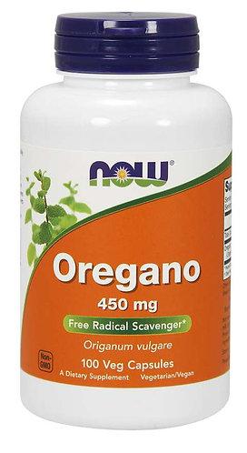 Oregano 450 mg Veg Capsules