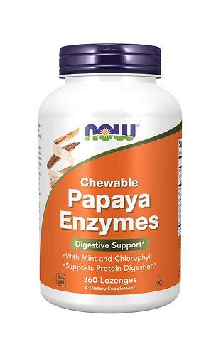 Papaya Enzyme Lozenges, 360ct