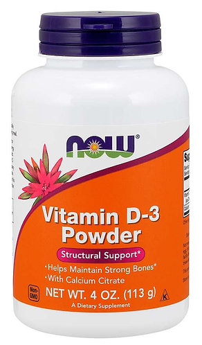 Vitamin D-3 Powder