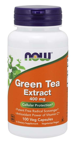 Green Tea Extract 400 mg Veg Capsules