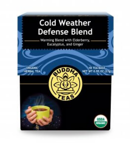 Cold Weather Defense Blend