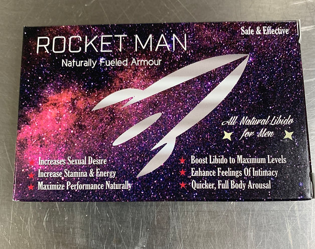 Rocket Man 10-pack (Now Called Tomahawk X)