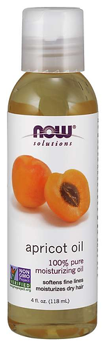Apricot Kernel Oil, 4 oz