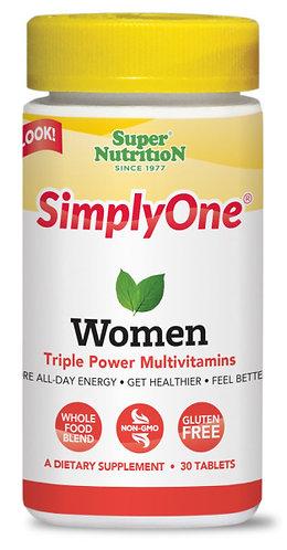 SIMPLYONE WOMEN 30 TABS