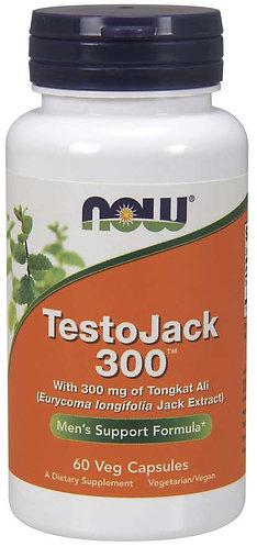 TestoJack 300™ Veg Capsules
