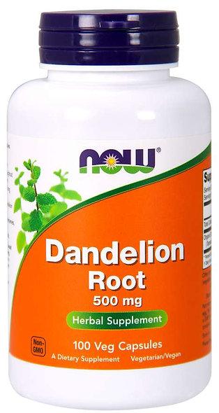 Dandelion Root 500 mg Capsules