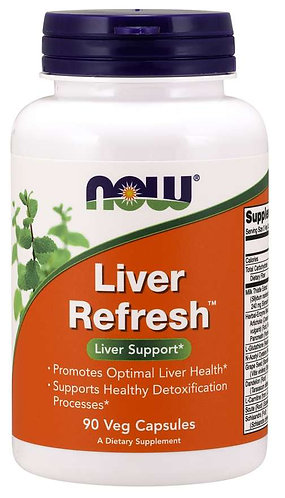 Liver Refresh™ Veg Capsules