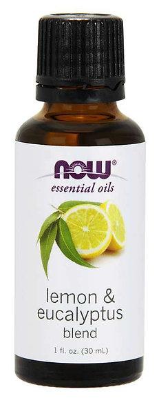 Lemon & Eucalyptus Oil Blend
