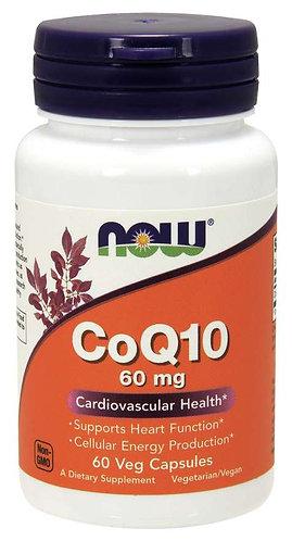 CoQ10 60 mg Veg Capsules