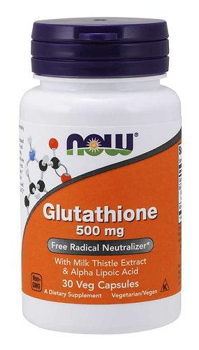Glutathione 500 mg Veg Capsules