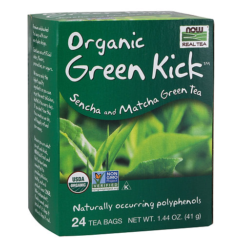 Green Kick™ Tea, Organic