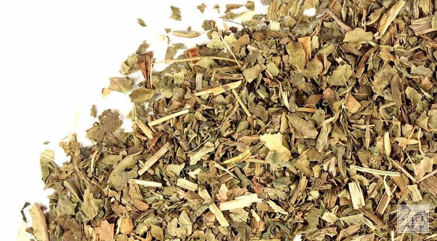 Plantain Leaf c/s, 1/4 lb