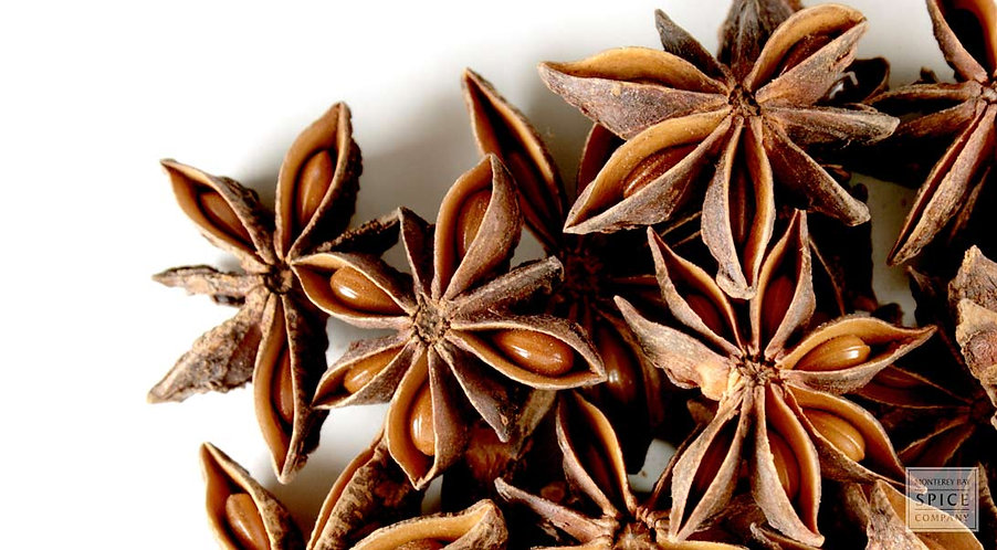 Star Anise Whole, 1/4 lb