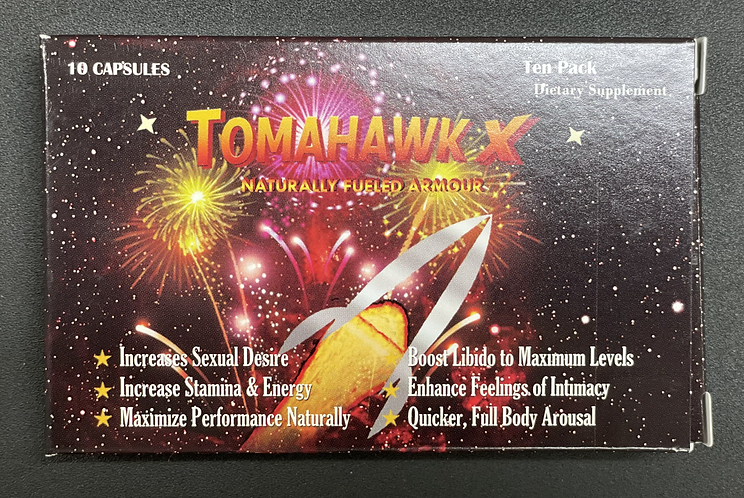 Tomahawk X- 10 Pack