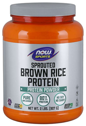 Sprouted Brown Rice Protein Powder