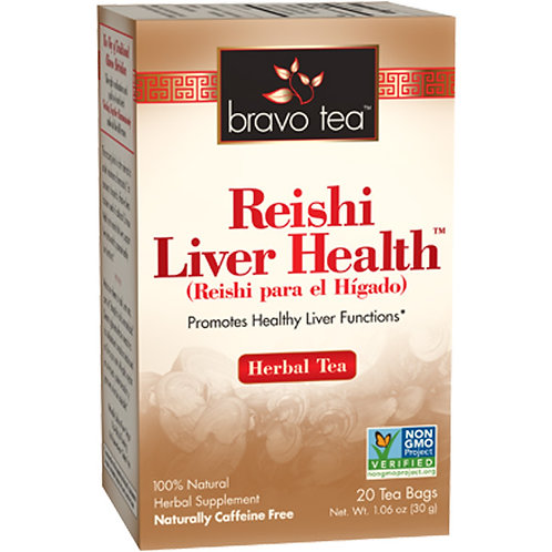 Reishi Liver Health Tea