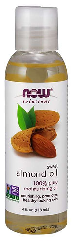 Sweet Almond Oil, 4oz