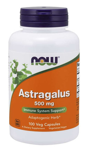 Astragalus 500 mg Veg Capsules