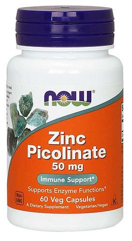 Zinc Picolinate Veg Capsules