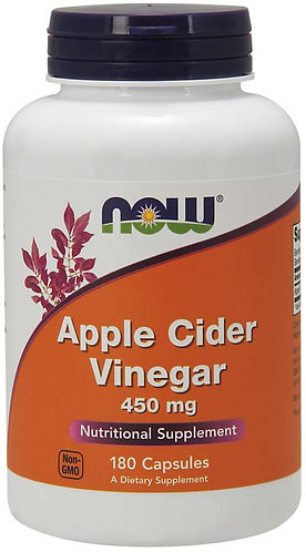 Apple Cider Vinegar 450 mg Capsules