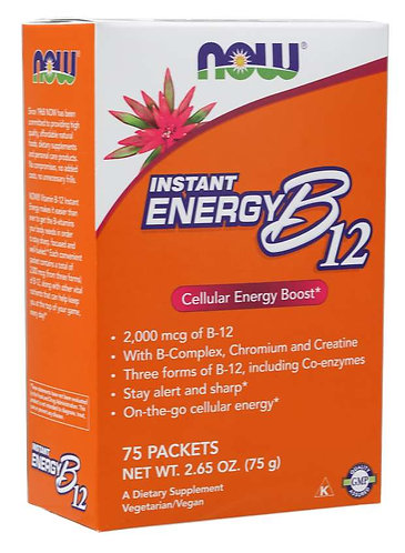 Instant Energy B-12 Packets