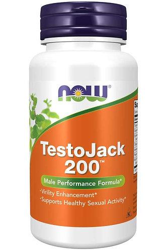 TestoJack 200™ Veg Capsules