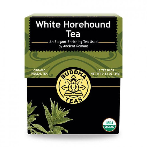 Organic White Horehound Tea
