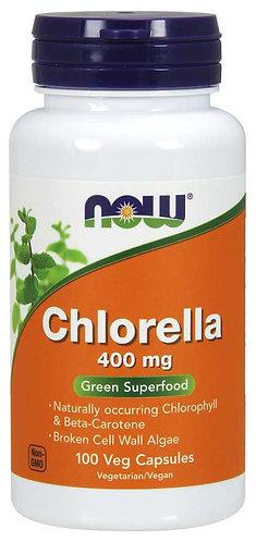 Chlorella 400 mg