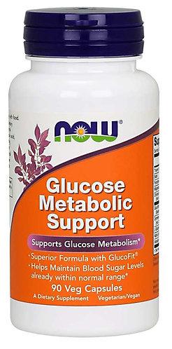 Glucose Metabolic Support Veg Capsules