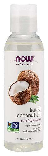 Liquid Coconut Oil, 4oz