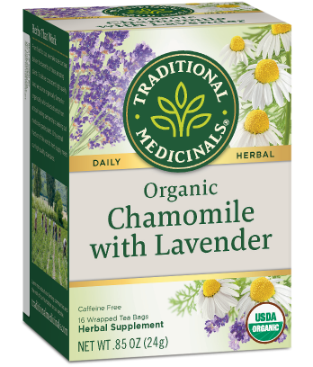 Chamomile with Lavender