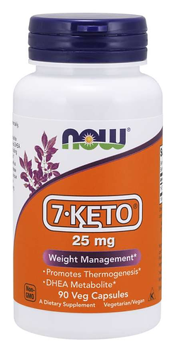 7-KETO® 25 mg Veg Capsules
