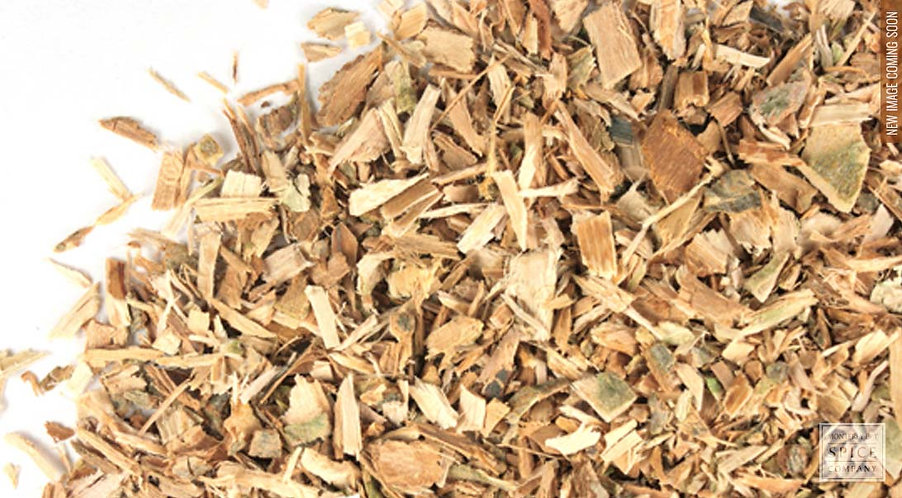 White Willow Bark c/s, 1/4 lb