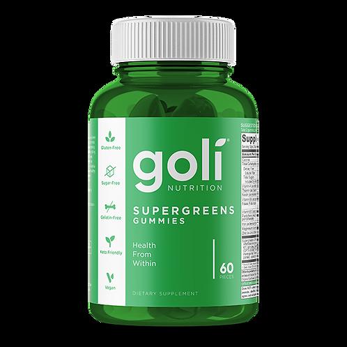 Goli Supergreens Gummies