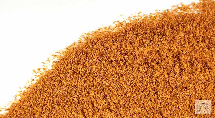 Cayenne Powder 30,000hu (Organic), 1/4lb