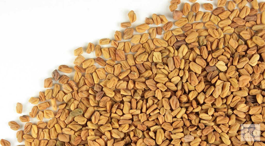 Fenugreek Seeds, 1/4lb