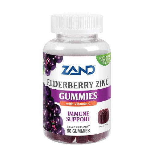 Zand Elderberry Gummies