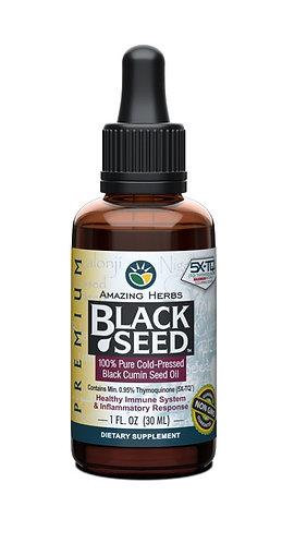 Black Seed Oil, 1oz
