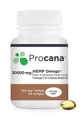 Hemp Omega™ Softgels (CBD)