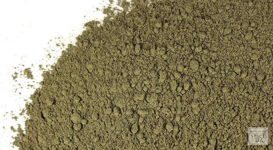 Peppermint Leaf Powder, 1/4 lb