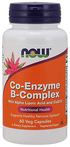 Co-Enzyme B-Complex Veg Capsules