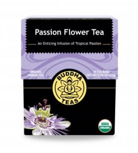Organic Passion Flower Tea