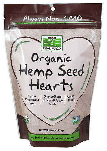 Hemp Seed Hearts, Organic