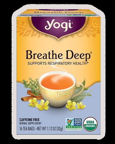Breathe Deep® Tea