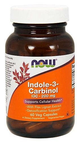 Indole-3-Carbinol (I3C) 200 mg Veg Capsules