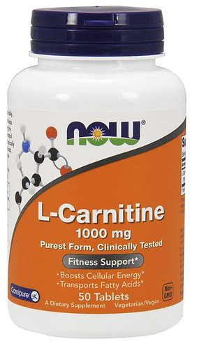 L-Carnitine 1000 mg Tablets