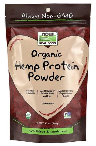 Hemp Protein, Organic Powder