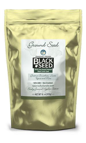 Black Cumin Seed Ground,1 lb